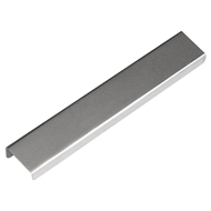 Kaboodle Handles Discrete Grip 160mm Chrome
