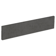 Kaboodle 600mm Dark Truffle Oven Front Panels - 2 Pack