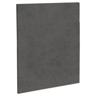 Kaboodle 600mm Dark Truffle Modern 3 Drawer Panels