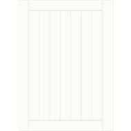 Kaboodle Kitset 900x900mm Corner Base Door Set Country Antique White