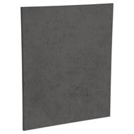 Kaboodle Dark Truffle Blind Corner Base Panel