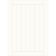 Kaboodle Kitset 450mm Pantry Door Country Antique White