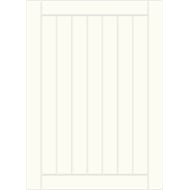 Kaboodle Kitset 600mm Drawers Frontal/Door Country Antique White