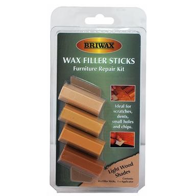 Briwax Light Soft Wax Filler Stick 4 Pack Bunnings Warehouse