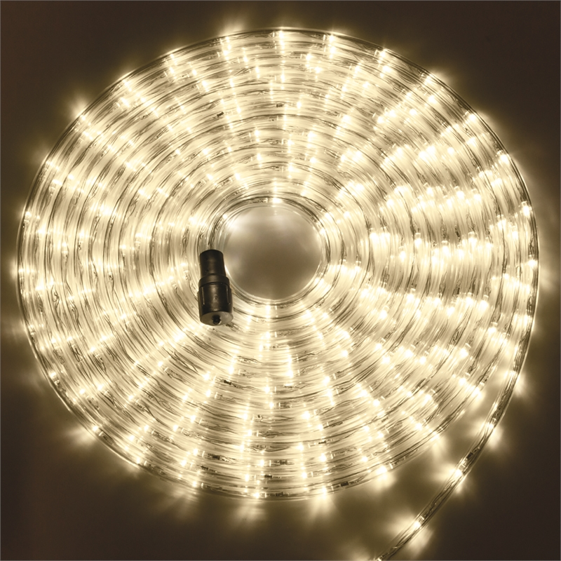 Warm White Led Connectable Rope Light
