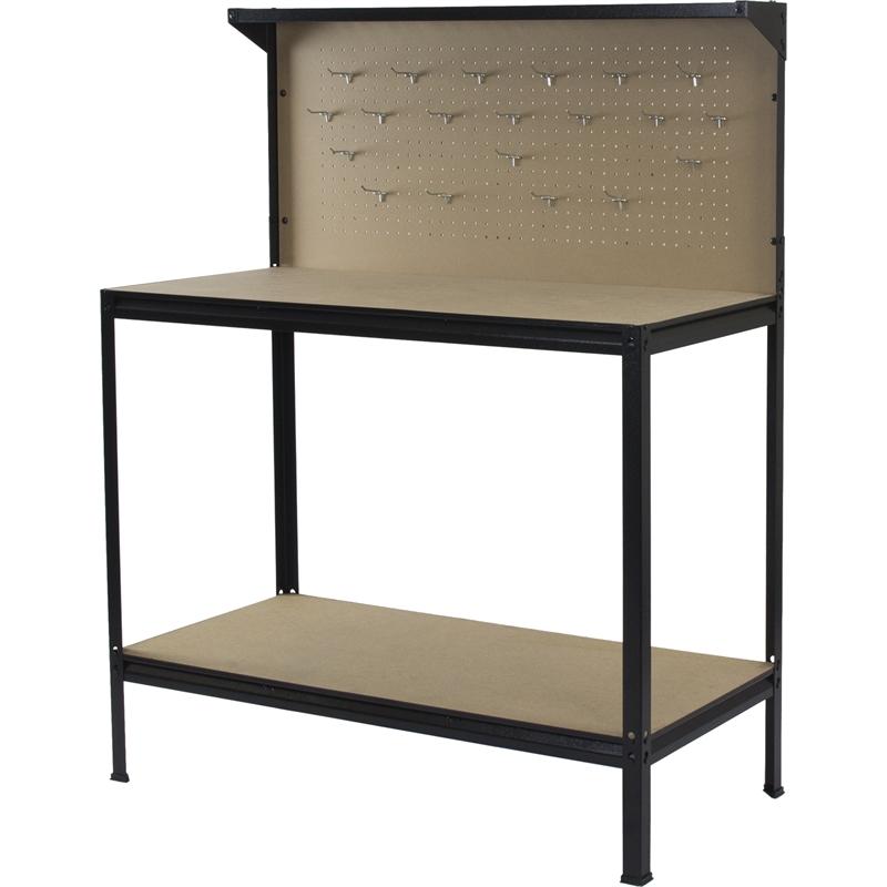 Super Pinnacle Compact Garage Workbench Bunnings Warehouse Inzonedesignstudio Interior Chair Design Inzonedesignstudiocom